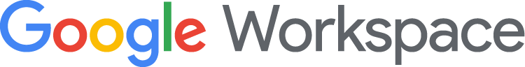 Google workspace logo colored